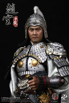 303TOYS NO.317 1/6 The Romance of the Three Kingdoms Zhao Yun 2.0 Action Figure