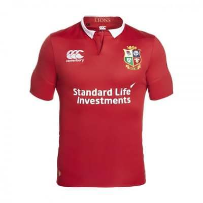 British & Irish Lions 2017 Vaposhield On Field Test Jersey Sizes S - 4XL SALE