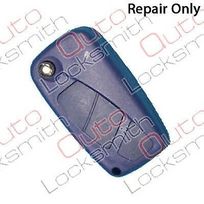Fiat Panda/Punto/Ducato/Stilo/Bravo Remote Key Fob Repair Fix Service (3 button)