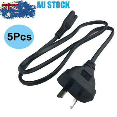 NZ AU Ac power cable cord to C7 figure 8 high quality 2X0.75mm2 2ft 75CM