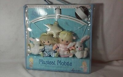 Vintage Precious Moments Musical Mobile 1999 - Luv N Care - NEW & Unused