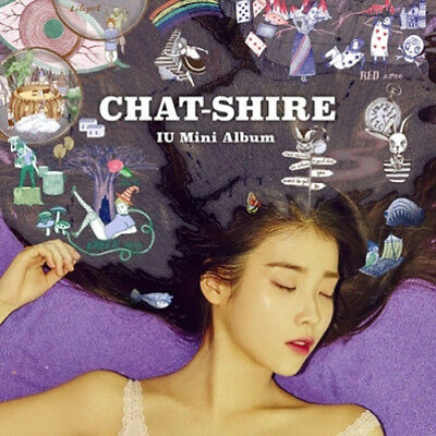 IU [CHAT SHIRE] 4th Mini Album CD+Booklet K-POP SEALED