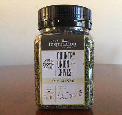YIAH Country Onion and Chives Dip Mix