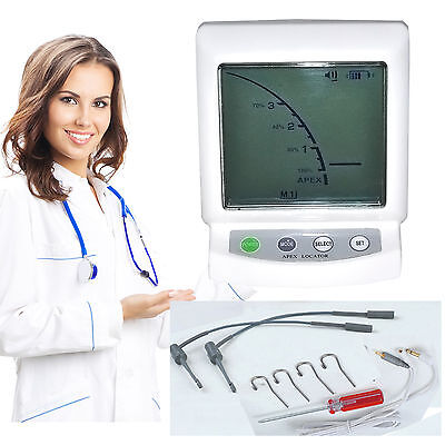 Endodontic Endo Oral Dental Apex Locator Root Canal Finder tool Dentist USE 2017