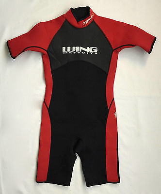 Wing - Child's Spring Wetsuit - Size: 10