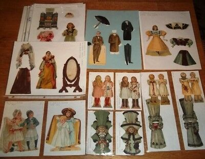 Beautiful Collection of 68 pcs. McLAUGHLINS XXXX COFFEE Advertising Trade Cards