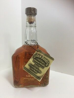 Jack Daniel's RARE 1904 St.Louis World's Fair Gold Medal Limited Edition 750ml