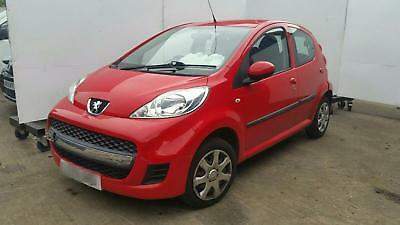 2010 Peugeot 107 Urban Salvage Category C 60925