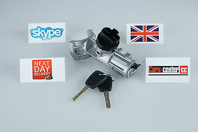 Ignition Barrel keys Lock FIAT DUCATO PEUGEOT BOXER CITROEN JUMPER RELAY 2006 on
