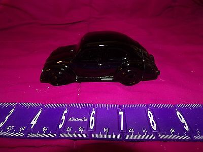 Avon Volkswagen After Shave Bottle Collectible Beetle Decanter 1970-1972 nice