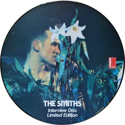 "12"": The Smiths - Interview - Red Door - RDPD-04"