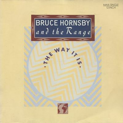 "12"": Bruce Hornsby And The Range - The Way It Is - RCA - PT 49806"