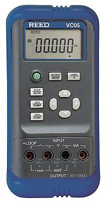 REED Instruments R5820 VC05 Loop Calibrator