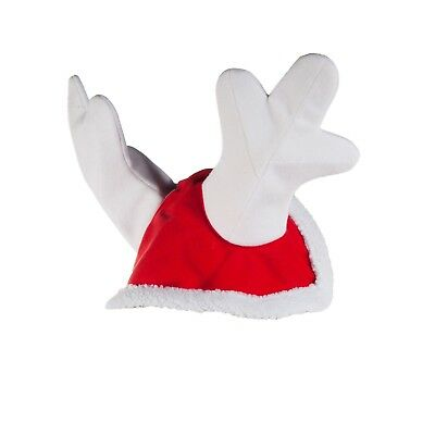 Horse Reindeer Antlers - Dress Up Christmas Santa Horse Riding Outfit - Pony/Ful