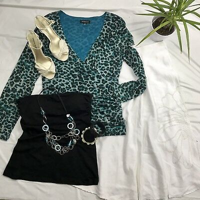 7 Pcs women's Clothing Lot Large  Outfit Jessica, Addition Elle Size 14