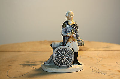 George Washington Sebastian Miniatures Famous Americans Prescott Baston
