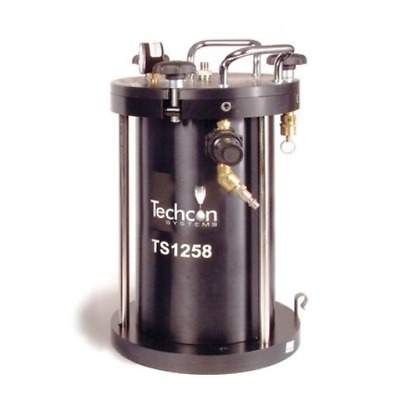 Techon Systems TS1258 Pressure Pot Assembly, 100 PSI Chamber