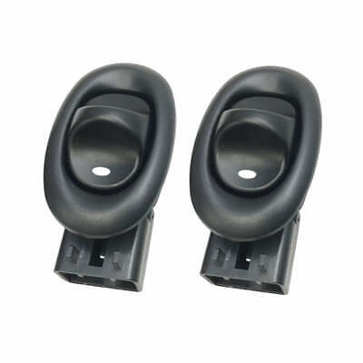 Pair Rear Window Power Switch LH+RH Black For Holden Commodore VT VX VU VY VZ