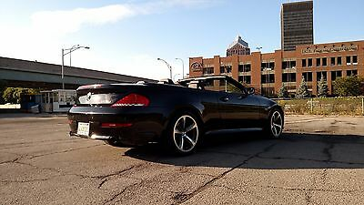 2009 BMW 6-Series Convertible 2009 BMW 650i Convertible 6-Series V8 Automatic w/WARRANTY