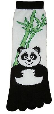 Panda (TS036) Toe Socks New Gift Fun Unique Cute
