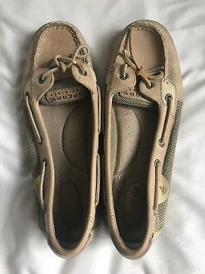 Sperry Top-Sider  Boat Shoes   S/n9102047   Womens Size 8M