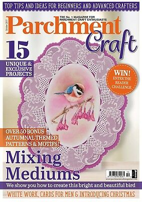 Parchment Craft Magazine - October 2017 issue