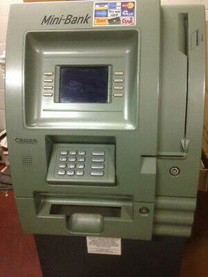 Atm Machine Cross Mini Bank 2000