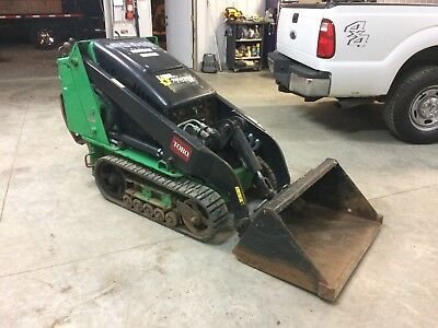 Toro Dingo TX-427 Mini Skid Steer Loader 425 Narrow Bobcat Vermeer Will Ship
