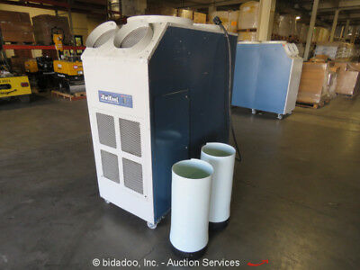 KwiKool SAC6043 Portable Cooling System Electric Air Conditioning 60,000BTU 460V