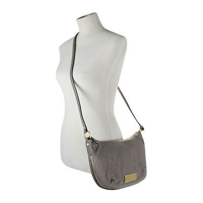 NWT Marc by Marc Jacobs Washed Up Crossbody Warm Zinc