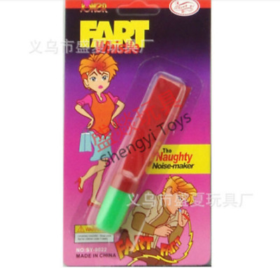 Fart Whistle Classic Noise Toy Kids Boy Girl Xmas Gift Christmas Stocking Fille