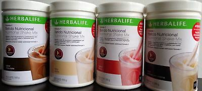 Herbalife Formula 1 Shake - Healthy Meal - Nutritional - Mix - Multiple Flavors