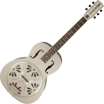Gretsch G9221 Bobtail Steel Round-Neck Resonator | Neu