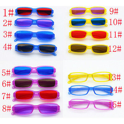 Dolls Glasses For 1/3 18inch American Girl doll For 1/6 BJD Doll Accessories GT