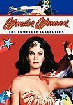 Wonder Woman - The Complete Collection (DVD, 2007, 11-Disc Set) Brand New