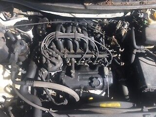 2001 Nissan Quest  Mini-Van Motor & Transmission