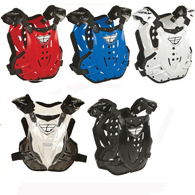Fly Racing Stingray Adult Chest Roost Guard Protector Deflector Motocross ATV