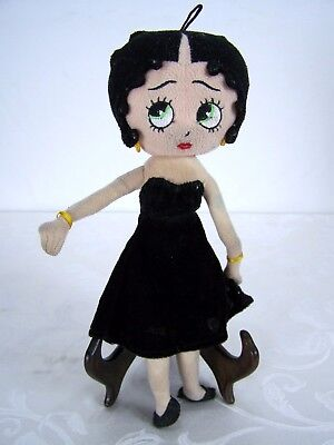 King Features Syndicate Betty Boop Little Black Dress Plush Doll