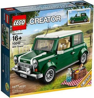 LEGO 10242 LEGO® CREATOR MINI Cooper - NEW
