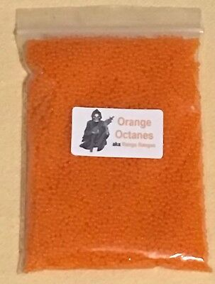 7-8mm Gel Balls Orange Octanes Comp Pro Range. 10,000 Water Blaster Toy Gun BRIS