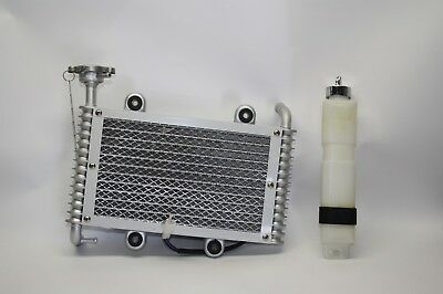 Radiator + Fan For Chinese 250Cc Quad
