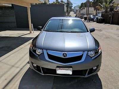 2009 Acura TSX  2009 Acura TSX w/ Tech Package