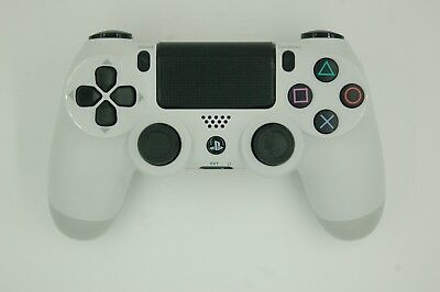 2017 Sony PS4 PlayStation 4 White Dualshock 4 Wireless Controller