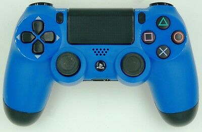 Sony PlayStation 4 PS4 Blue Dualshock 4 Wireless Controller High Quality