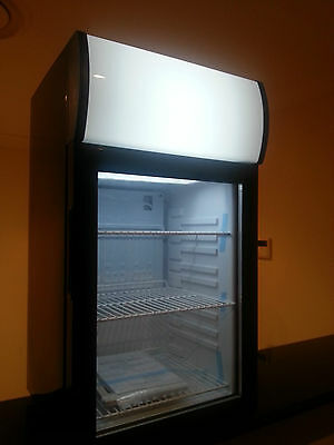 New Display Bar Fridge with 40L Capacity Glass Door