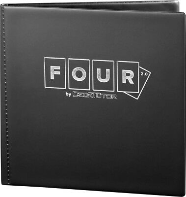 DeckTutor FOUR Version 2.0 12-Pocket Collectors Portfolio Binder