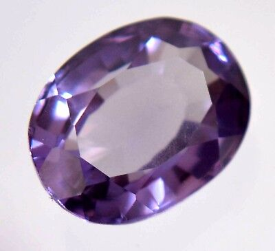 Color Change 6.70 Ct Natural Purple Sapphire GGL Certified AAA+ Gemstone