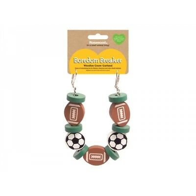 Rosewood Boredom Breaker Small Animal Sports Garland