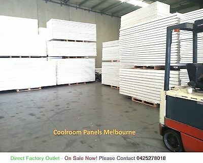 Insulated Coolroom Panels (Melbourne)