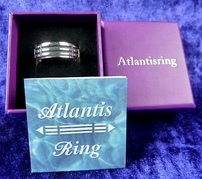 ATLANTIS RING - Protection from Negative Energies, Personal Power, Harmony